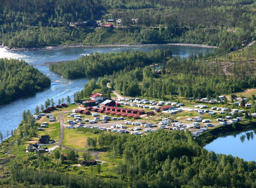målselvfossen camping