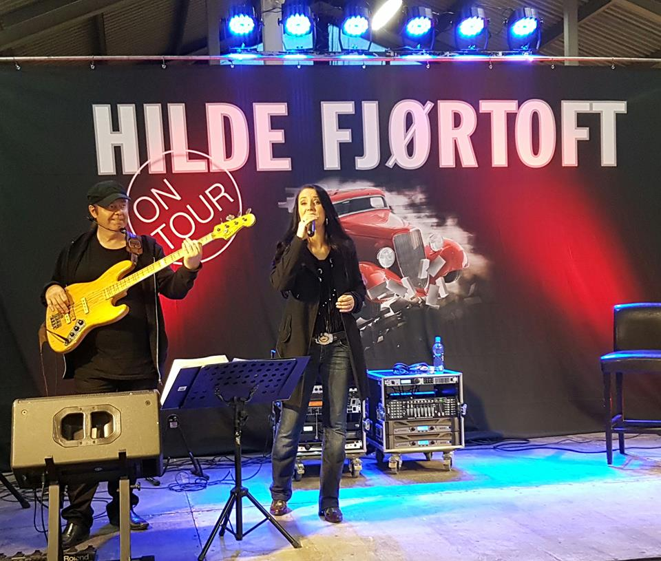 Hilde Fjørtoft duo 13-14 april